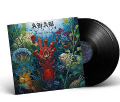 Album cover for AHAB's album _The Boats of the Glen Carrig_