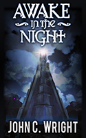 cover of Awake in the Night Land, showing the Last Redoubt