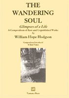 Cover of The Wandering Soul, Jane Frank's book of rediscovered Hodgsoniana.