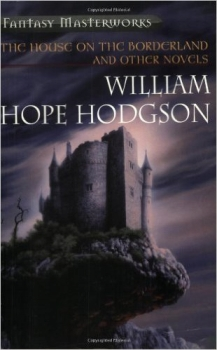 Book cover showing a castle on a precipitous cliff